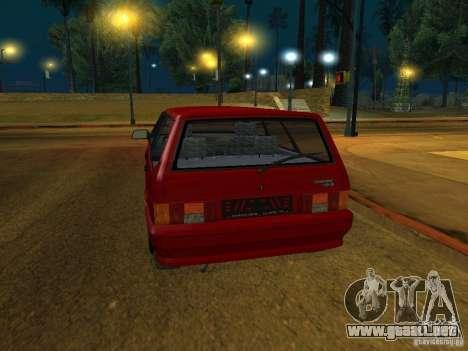 ВАЗ 2114 Touring para la visión correcta GTA San Andreas