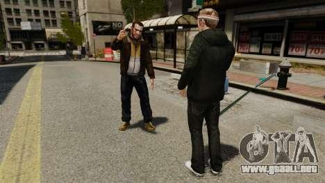 Insulto para GTA 4 segundos de pantalla