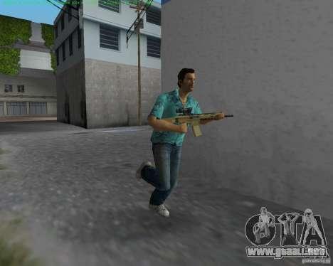 ACR para GTA Vice City tercera pantalla