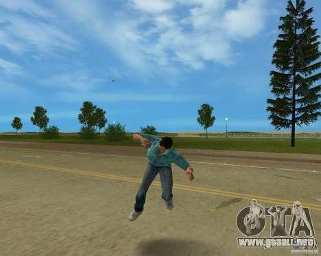 Animación de TLAD para GTA Vice City octavo de pantalla