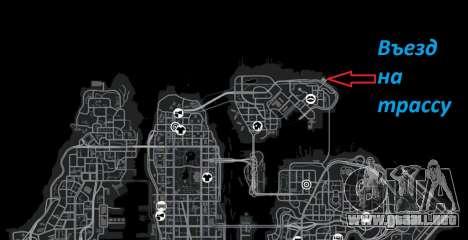 Stunt Speedway Park para GTA 4 octavo de pantalla