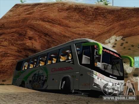 Marcopolo Paradiso 1200 G7 para el motor de GTA San Andreas