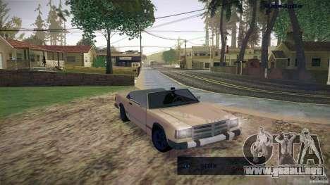 Feltzer HD para GTA San Andreas left