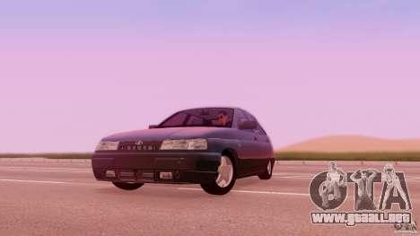 VAZ-2112 para GTA San Andreas