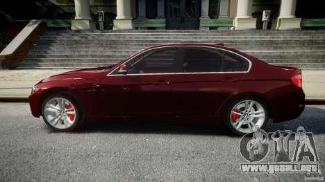 BMW 335i 2013 v1.0 para GTA 4 left