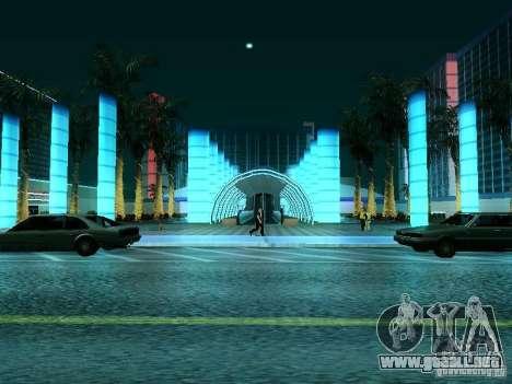 ENBSeries v1 para GTA San Andreas décimo de pantalla