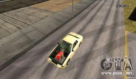 Elegy Drift Style para la visión correcta GTA San Andreas