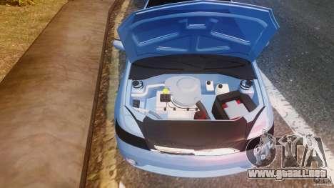 Renault Clio Tuning para GTA 4 vista hacia atrás
