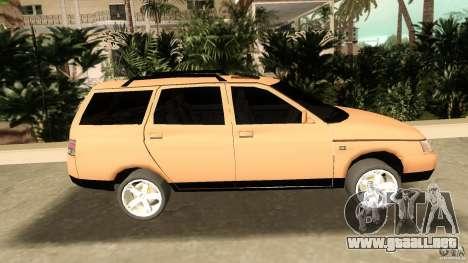 VAZ 2111 para GTA Vice City left