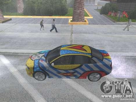 Audi RS 4 para la visión correcta GTA San Andreas