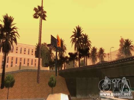 New trees HD para GTA San Andreas séptima pantalla