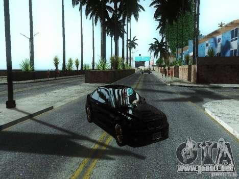 ENBSeries Beta para GTA San Andreas sucesivamente de pantalla