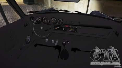 Porsche 911 1987 para GTA 4 vista interior