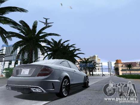 ENB Series by JudasVladislav v2.1 para GTA San Andreas tercera pantalla