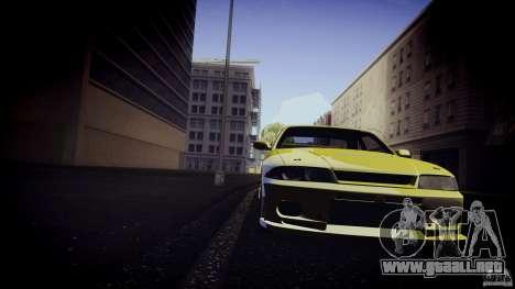 Nissan Skyline GTS R33 para GTA San Andreas left