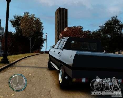 FSO Polonez Analog 4wd para GTA 4 visión correcta
