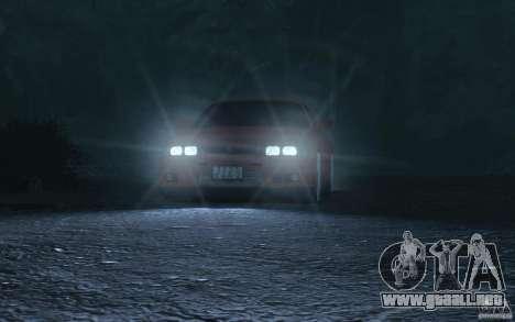 Nissan Skyline para GTA 4 visión correcta