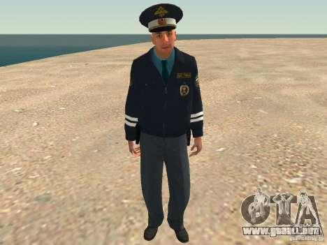 Mayor DPS para GTA San Andreas