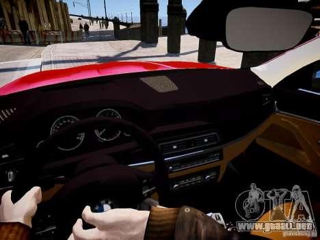 BMW 525i Touring para GTA 4 visión correcta