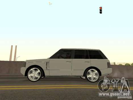 Luxury Wheels Pack para GTA San Andreas sexta pantalla