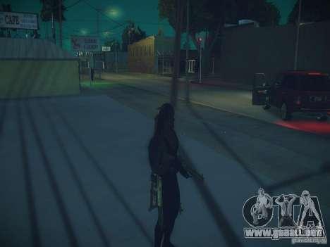 ENB v2 by Tinrion para GTA San Andreas sucesivamente de pantalla