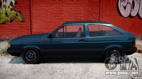 Volkswagen Gol GL para GTA 4 left