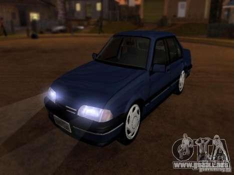 Chevrolet Monza GLS 1996 para GTA San Andreas