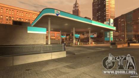 Aral Tankstelle para GTA 4 tercera pantalla