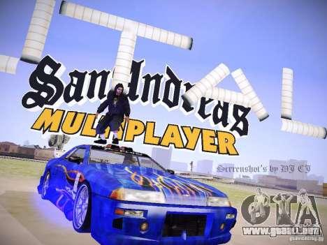 La posibilidad de reemplazar timecyc en SA: MP para GTA San Andreas