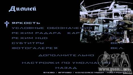 Pantallas de carga Chernobyl para GTA San Andreas séptima pantalla