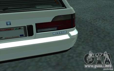 Lingote de GTA 4 para GTA San Andreas vista hacia atrás