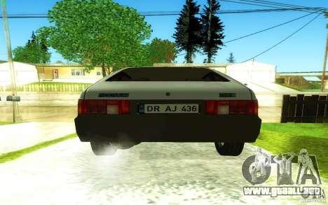 2141 AZLK v2.0 para visión interna GTA San Andreas