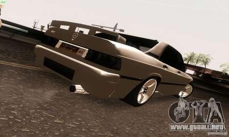 Mercedes-Benz 190E V2.0 para GTA San Andreas left