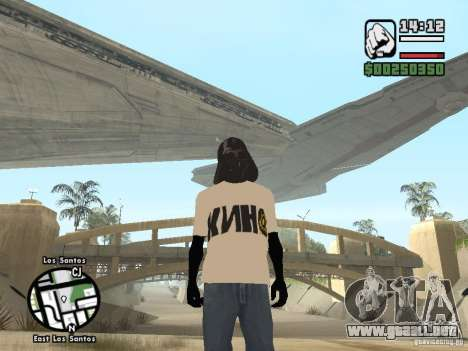 PELÍCULA Mike para GTA San Andreas