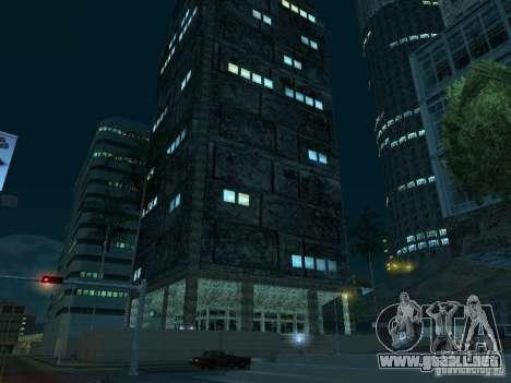 Nuevos rascacielos de texturas LS para GTA San Andreas décimo de pantalla