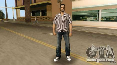 Tommy piel para GTA Vice City