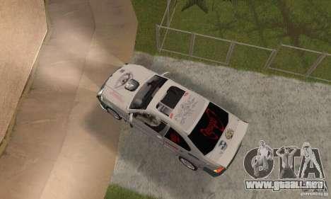 BMW M3 Hamman Street Race para la visión correcta GTA San Andreas