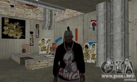 1 Sudadera con capucha para GTA San Andreas