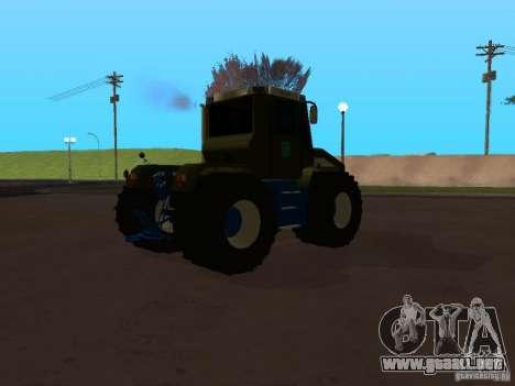 JTA 220 para la visión correcta GTA San Andreas
