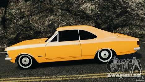 Chevrolet Opala Gran Luxo para GTA 4 left