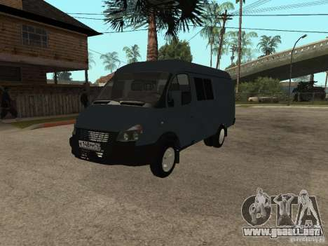 Empresas gacela 2705 para GTA San Andreas