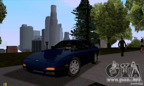 Nissan SX 240 Full Stock para GTA San Andreas