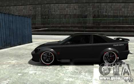 Sultan RS V2.5 para GTA 4 left