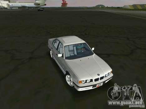 BMW 540i (E34) 1992 para GTA Vice City