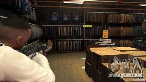 New Russian Shop para GTA 4 tercera pantalla
