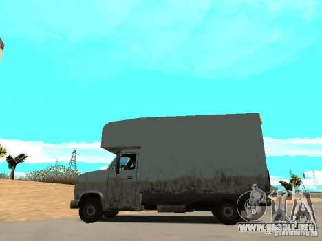 New Mule para GTA San Andreas left