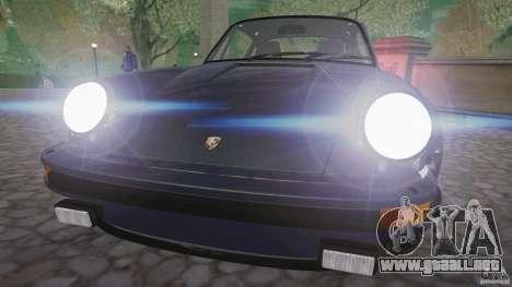 Porsche 911 1987 para GTA 4 visión correcta
