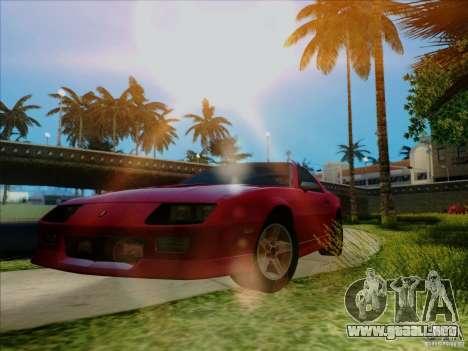 ENB v1.01 para PC para GTA San Andreas segunda pantalla