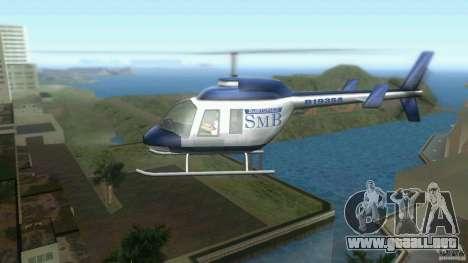 SubtopiCo SMB Maverick para GTA Vice City left