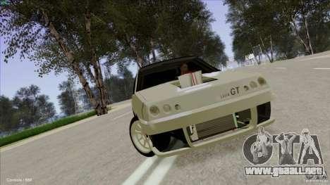 ВАЗ 2108 Sport para vista lateral GTA San Andreas